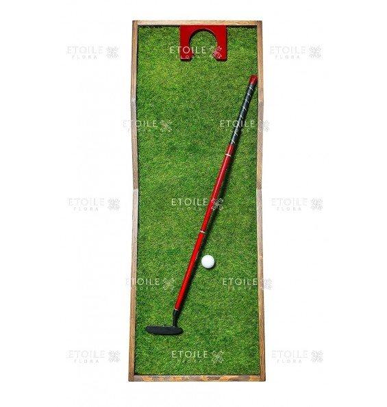 Трава для гольфа