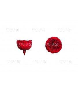 Роза Амелия красная