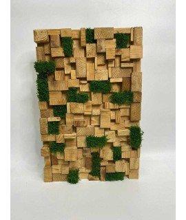Панно эко мох