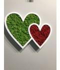 "Картина ""Сердца"" - Фото1"