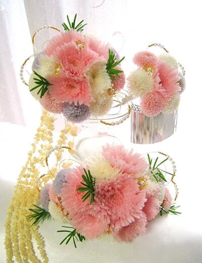 Бутоны хризантем: фото