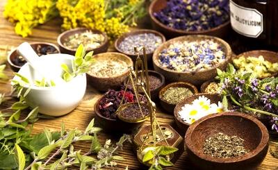 Ароматические травы для саше: фото