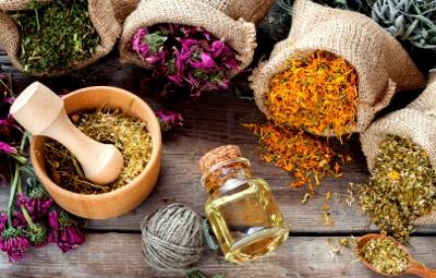 Различные травы для саше: фото