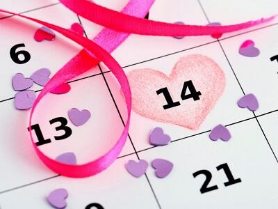 14 февраля в календаре: фото