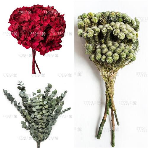 Букеты стабилизированных цветов