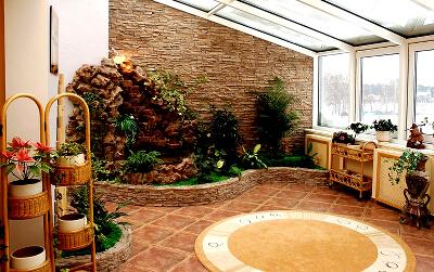 Фитодизайн в доме: фото