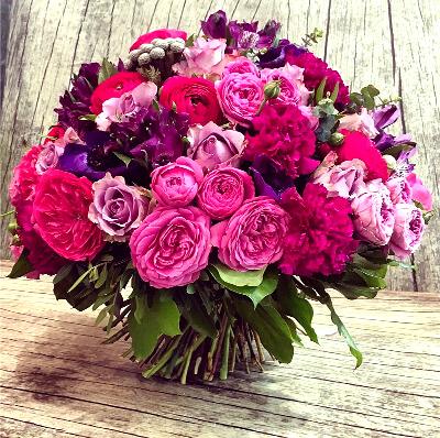 Букет стабилизированных цветов в подарок: фото