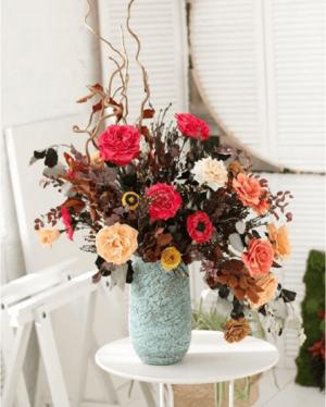 Букет от флористов: фото