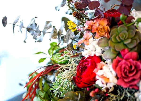 Новинки флористики в Украине - стабилизированный мох и цветы