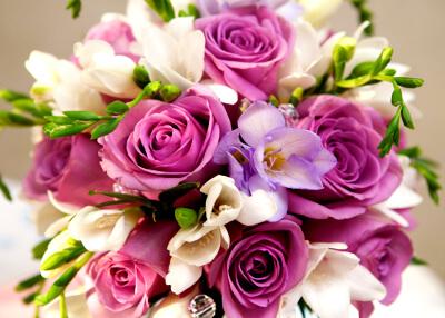 Вечно живые глицериновые цветы