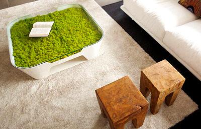 Мебель в экостиле: фото