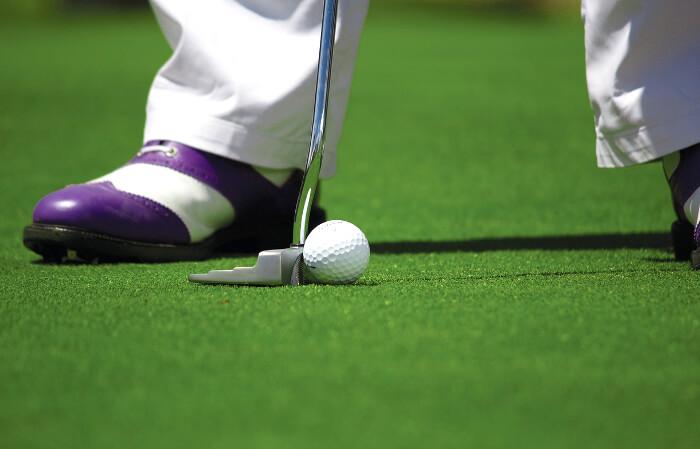 Тренажер для гольфа - отличный подарок для мужчины