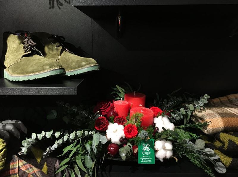 Стабилизированные цветы для магазина