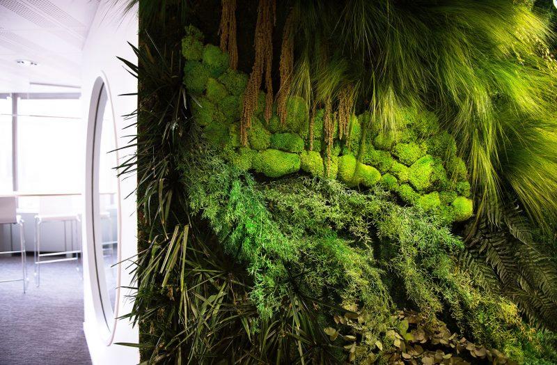 Профессиональное озеленение гостиниц